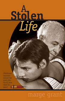 """A Stolen Life"""" Free gift with donation – IVAC"""